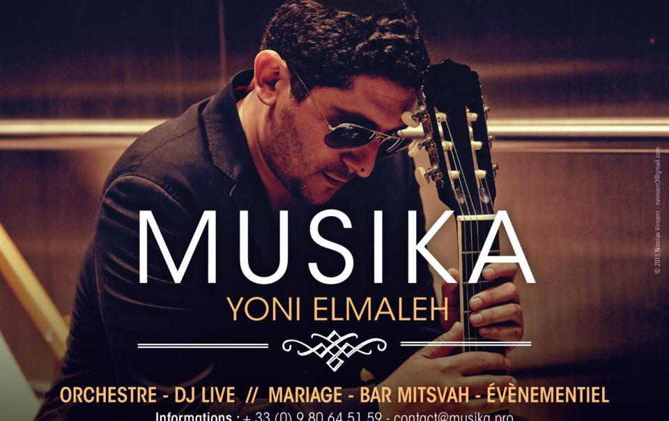Yoni ELMALEH,Chanteur houppa,synagogue,entrée des maries,mise des tephillines bar Mitsvah,Brit Mila,Henne Oriental